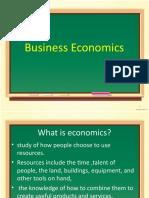 37323618 Business Economics Ppt
