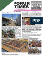 Porur Times Epaper Published on July.9