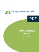 Nifty Outlook Report 11th July