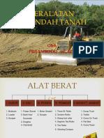 Peralatan Pemindah Tanah Pertemuan 4 Dan 5