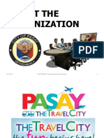Pasay City Mission, Vision, Dev't Goals and Strategies