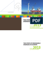 The State of Renewable Energies in Europe