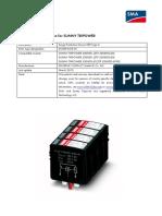 Datasheet Dcspd Kit3-11