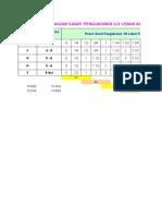 Schedule TG Hidro_Bon DM