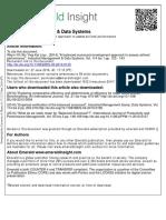 A Balanced Scorecard Envelopment Approach to Assess Airlines' Performance