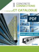 Peikko Catalogue 2016