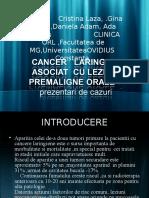 teya - cancer laringian.ppt