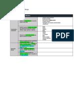 Indicadores - Criterios de Evaluación