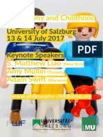 program phil childhood 2017 final july ii