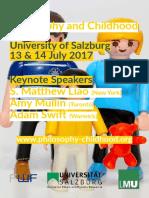 program phil childhood 2017 final july ii