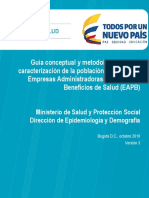 Guia Caracterizacion EAPB Version 3 2016