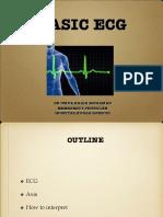 Basic ECG for Paramedic