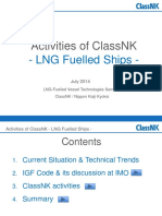 6 Activities of ClassNK-LNG Fuelled Ship
