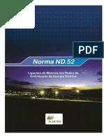 ND52_rev06 02_2017 Motores Em Rede Eletrica