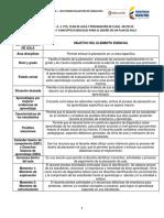 Anexo 6. Elementos y Conceptos Esenciales Para El Diseño de Un Plan de Aula - Copia