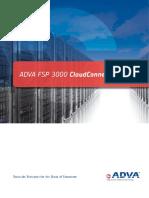 ADVA FSP 3000 CloudConnect