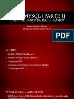 Curso de MySQL - Linguagem DDL - Itatechjr