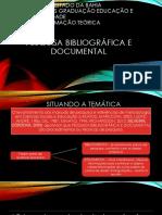 Pesquisa Bibliog Documental.pptx
