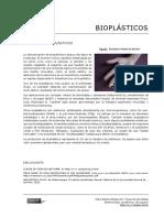 45 Bioplasticos Flexibles de Almidon