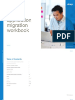 App Migration Workbook