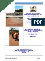 Alupe River Bridge Draft Report-2
