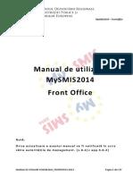 Manual Mysmis2014 Nou Frontoffice 05.2017