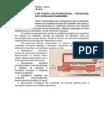 Fisiologia Digestório - Aula 01