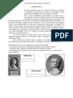 Cultura Si Civilizatia Romana - Fisa de Lucru