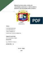 Cinética de la Reducción del Mineral de Hierro.docx
