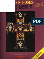 [Guitar Songbook] Guns _n_ Roses - Appetite For Destruction.pdf