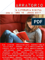 El Narratorio Antologia Literaria Digital Nro 16 _junio 2017