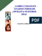Salim Lamrani - El Lobby cubano en Estados Unidos de 1959 hasta nuestros días.pdf