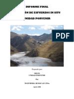 Informe Final Medicion de Esfuerzos 08-2008
