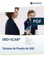 Eroscan Oae Span 2016
