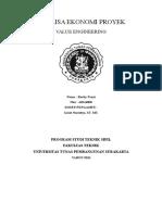 Analisa Ekonomi Proyek(Vale Engineering)