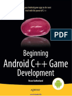 Beginning Android C++ Game Development - Tradução