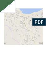 Mapa de La Ciudad de Manta.