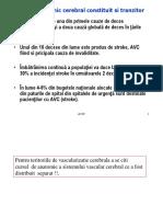 3 Patologia Vasculara Cerebrala Ischemica 2016 Text