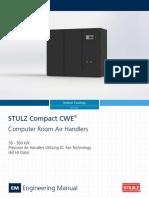 STULZ Compact CWE Engineering Manual CWE0029J