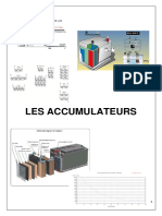 Les Accumulateurs