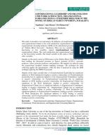 Journal Commitment Organisasi