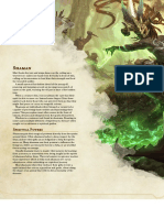 Druid Homebrew - Shaman