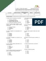Examen Final de Supervisión Tecnologia III