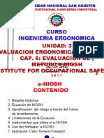 3.2 Niosh TP Tornero