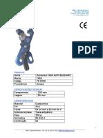 Ficha Técnica_descensor AUTO Blocante TASK_TD0006