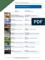 Tu Pratiques Un Sport - Busuu Beginner French A1