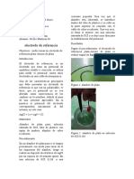 Electrodo Plata-cloruro de Plata