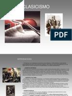 clasicismo-110301103933-phpapp01