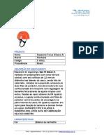 Ficha Técnica Capacete
