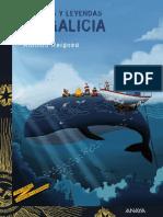 Mitos y Leyendas de Galicia. Antonio Reigosa